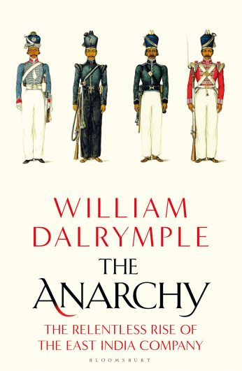 Book cover of The Anarchy