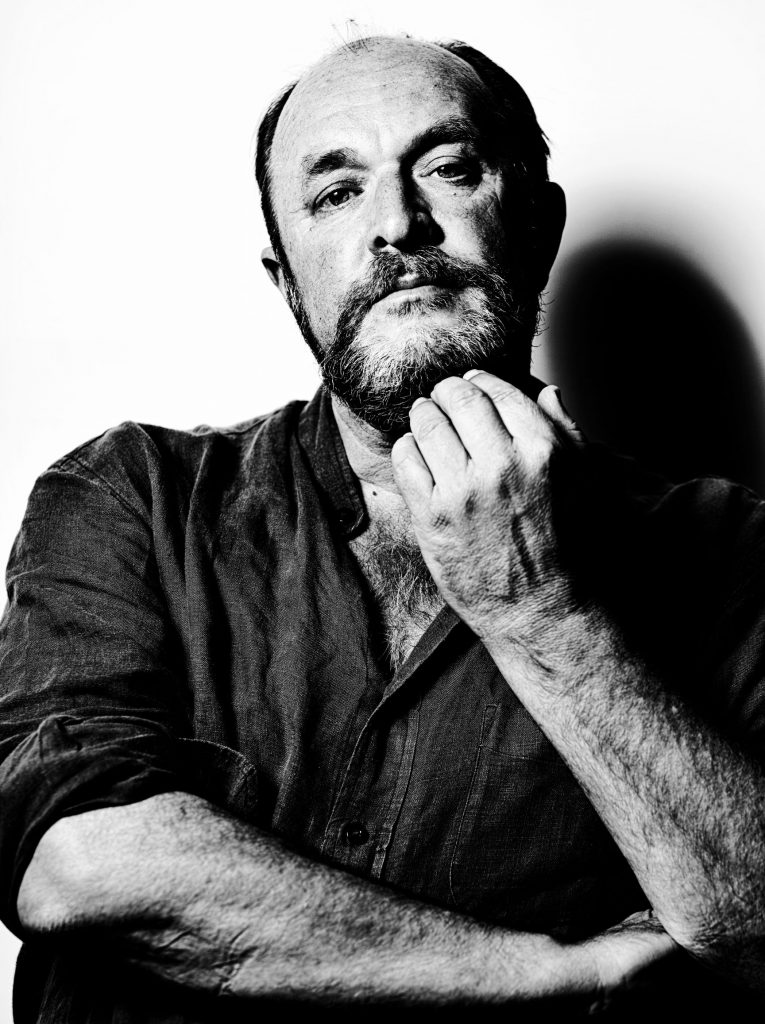 Portrait Photo of William Dalrymple